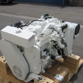 The Cummins 6CTA 8.3 Marine Engine Story