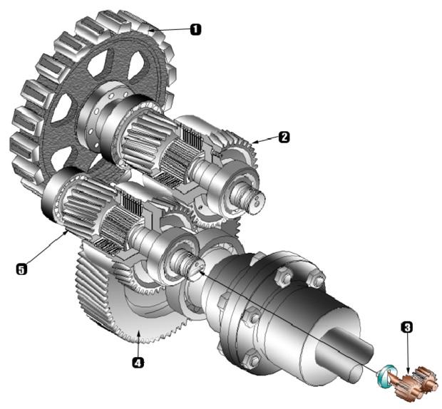 inside a marine transmission seaboard marine rh sbmar com Chevy Transmission Diagram 42RE Transmission Diagram