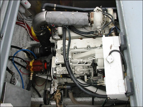 service md7a cooling
