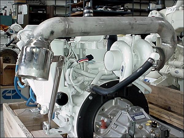 Marine Exhaust Systems - Seaboard Marine