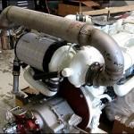 Marine Exhaust System Examples & Photos