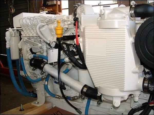 Oil Pan Capacities For Cummins Marine Engines Seaboard