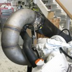 Mockup for Port and Starboard Marine Exhaust