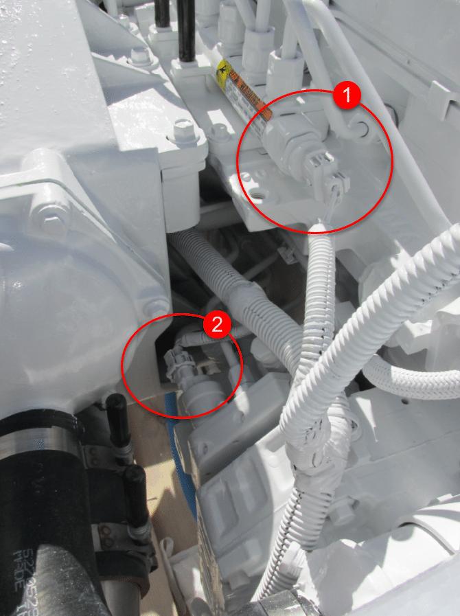 Cummins Marine QSB High Fuel Pressure Fault & Alarm