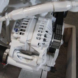 Identifying the Alternator on the QSB 5.9