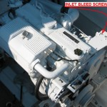 QSC & QSL9 Fuel Inlet Bleed Screw Location