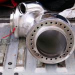 QSM11 Wet Exhaust Riser Test Pyro Port Location