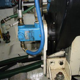 QSM11 PTO Steering Pump