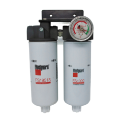 SMX Double Double Multi-Stage Fuel Filtration Kit