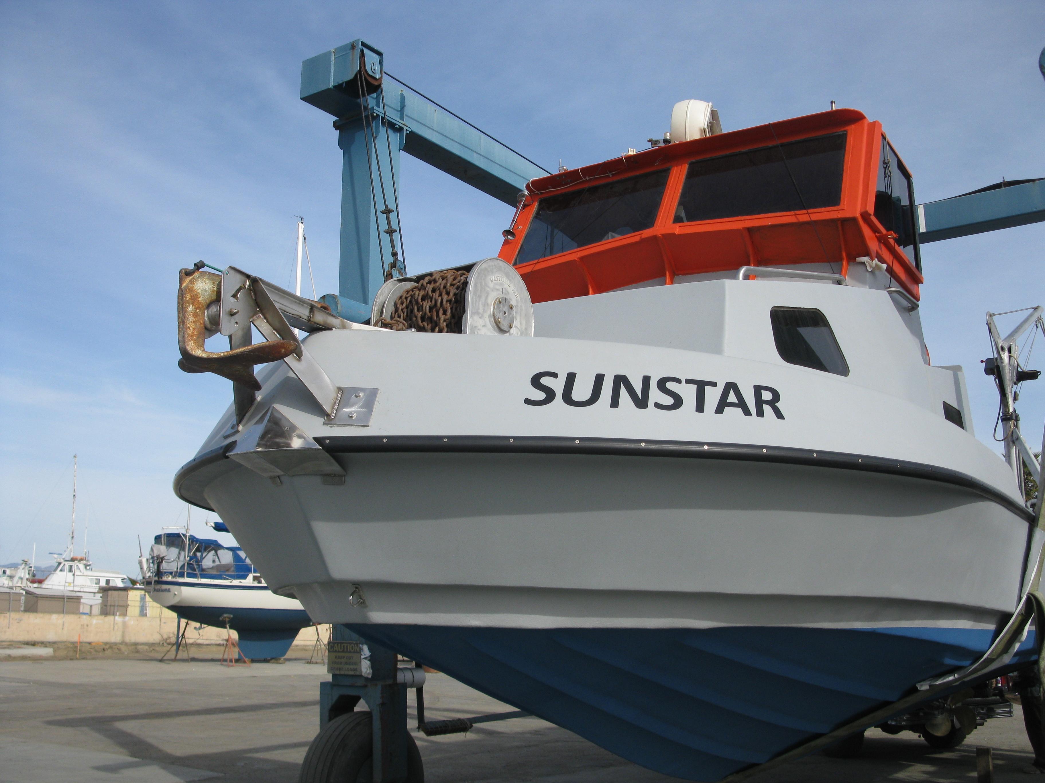 Seaboard Marine Sunstar Repower Project