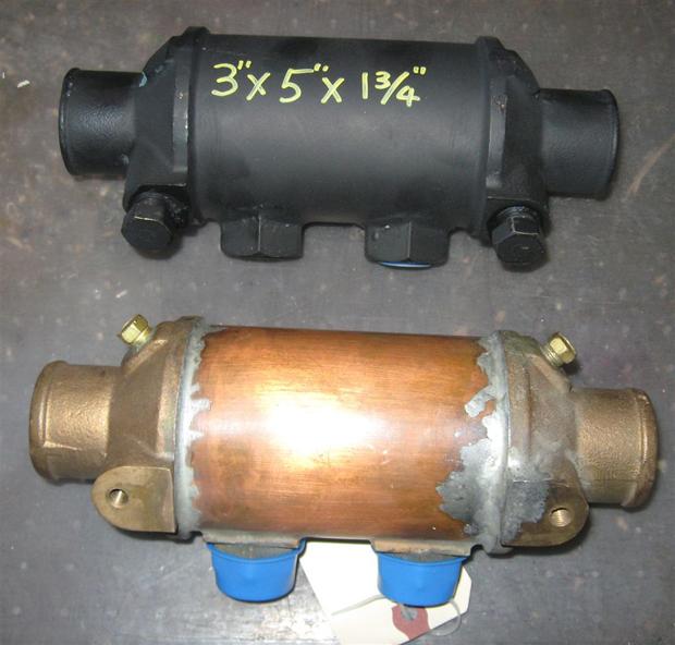 Cummins Marine Qsb Gear Oil Cooler Upgrade Seaboard Marine