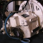 Identifying Early and Late Style ZF 280A Marine Transmissions