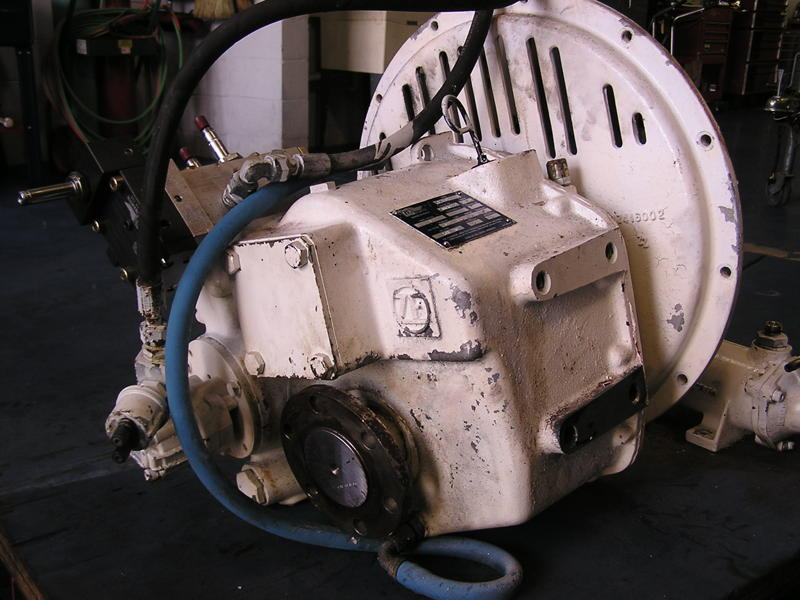 Early Style ZF 280A Marine Transmission