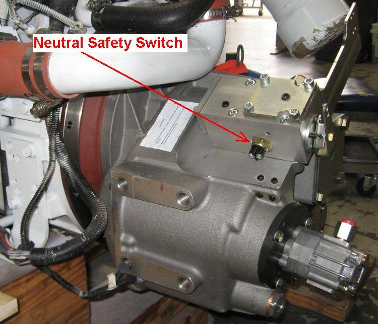 Zf 280a Neutral Safety Switch Location Seaboard Marine