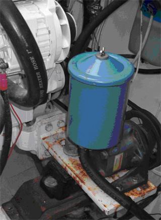 Marine Hydraulic Steering Systems - Seaboard Marine