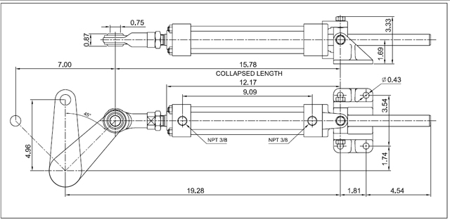 s13 marine hydraulic steering systems seaboard marine vdo rudder angle indicator wiring diagram at bayanpartner.co