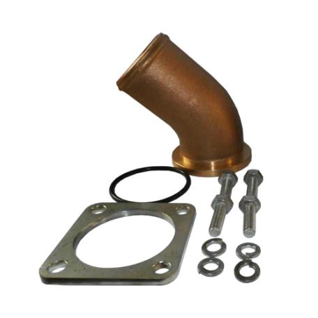 SMX Seawater Pump Elbow Kit