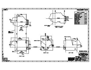 QSB 6.7 230-305 HP Drawing 4954074