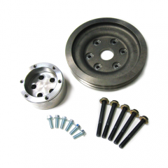 QSM Dual Groove Pulley Kit