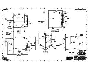 QSM11 Engine Drawing