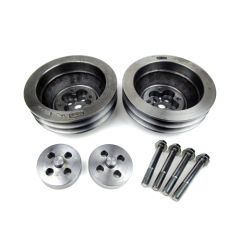Cummins Marine Heavy Duty Quad Groove PTO Pulley Kit