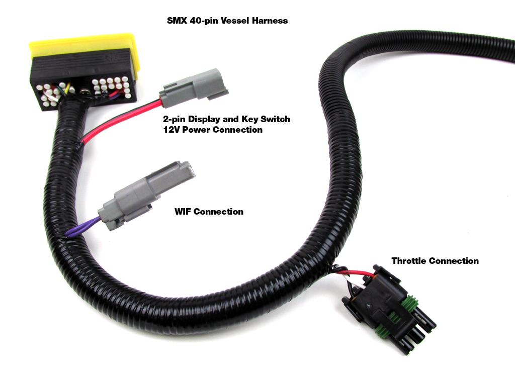 SMX 40-pin Vessel Harness