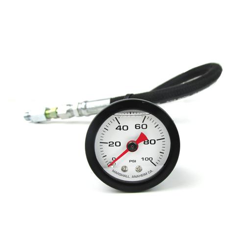 smx mechanical oil pressure gauge kit