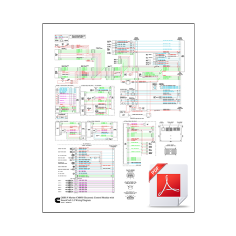 mins-Marine-Wiring-Diagram-PDF-465x465 Qsm Mins Wiring Diagram on