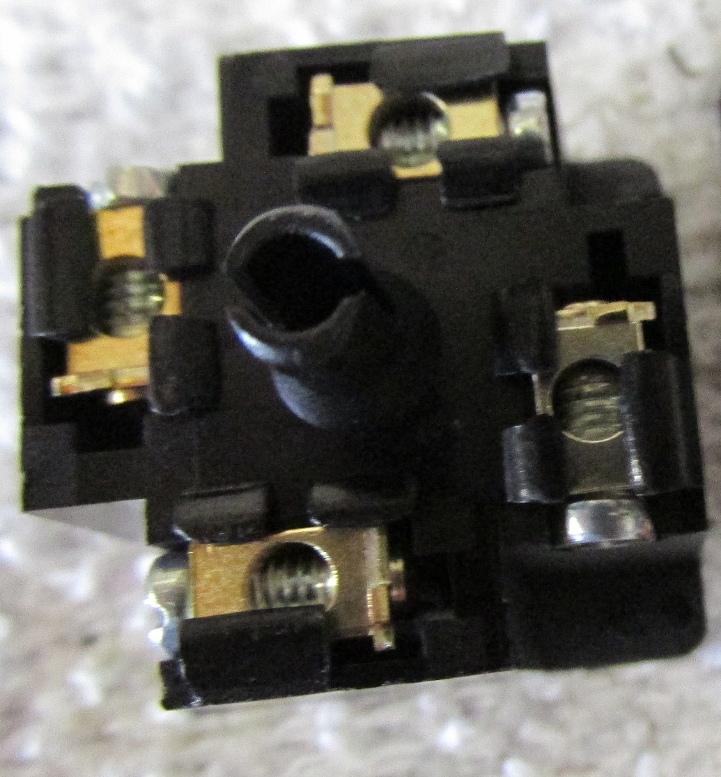ZF Solenoid Plug EB15 & EB 30  inside Wire Connections
