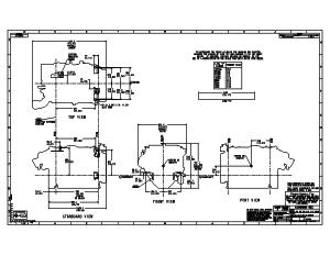 6BTA M 3s Drawing with transmissions Jan 03 thumb cummins 6b 6bt 6bta 5 9 technical specifications