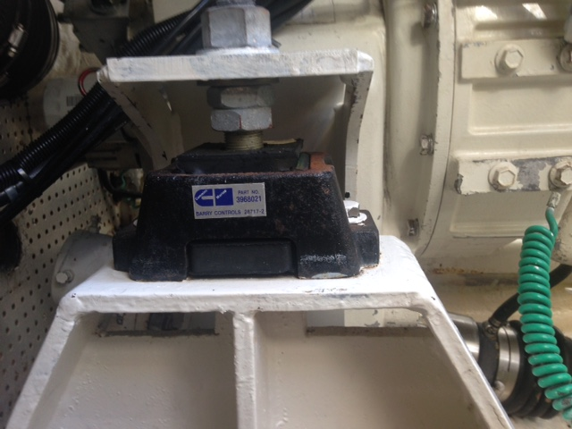 vibration isolator  u0026 engine mount views