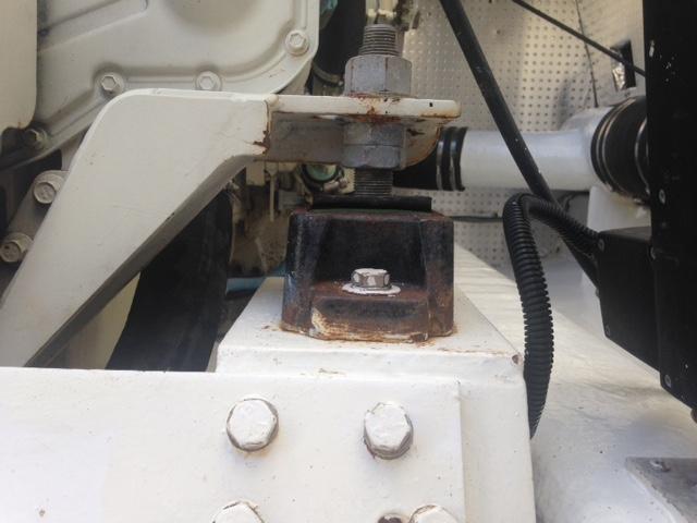 Vibration Isolator Engine Mount Views Seaboard Marine