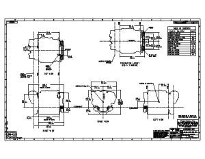 QSB 6.7 Drawing-Sub system-355-550 HP 4954073