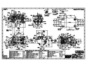 Cummins QSB with ZF80-85A