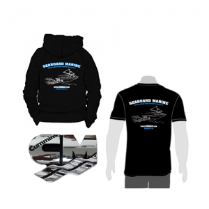 Seaboard T-Shirts & Extras