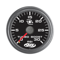 SMX Marine Turbo Boost Gauge Kit