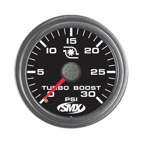 smx marine turbo boost gauge kit