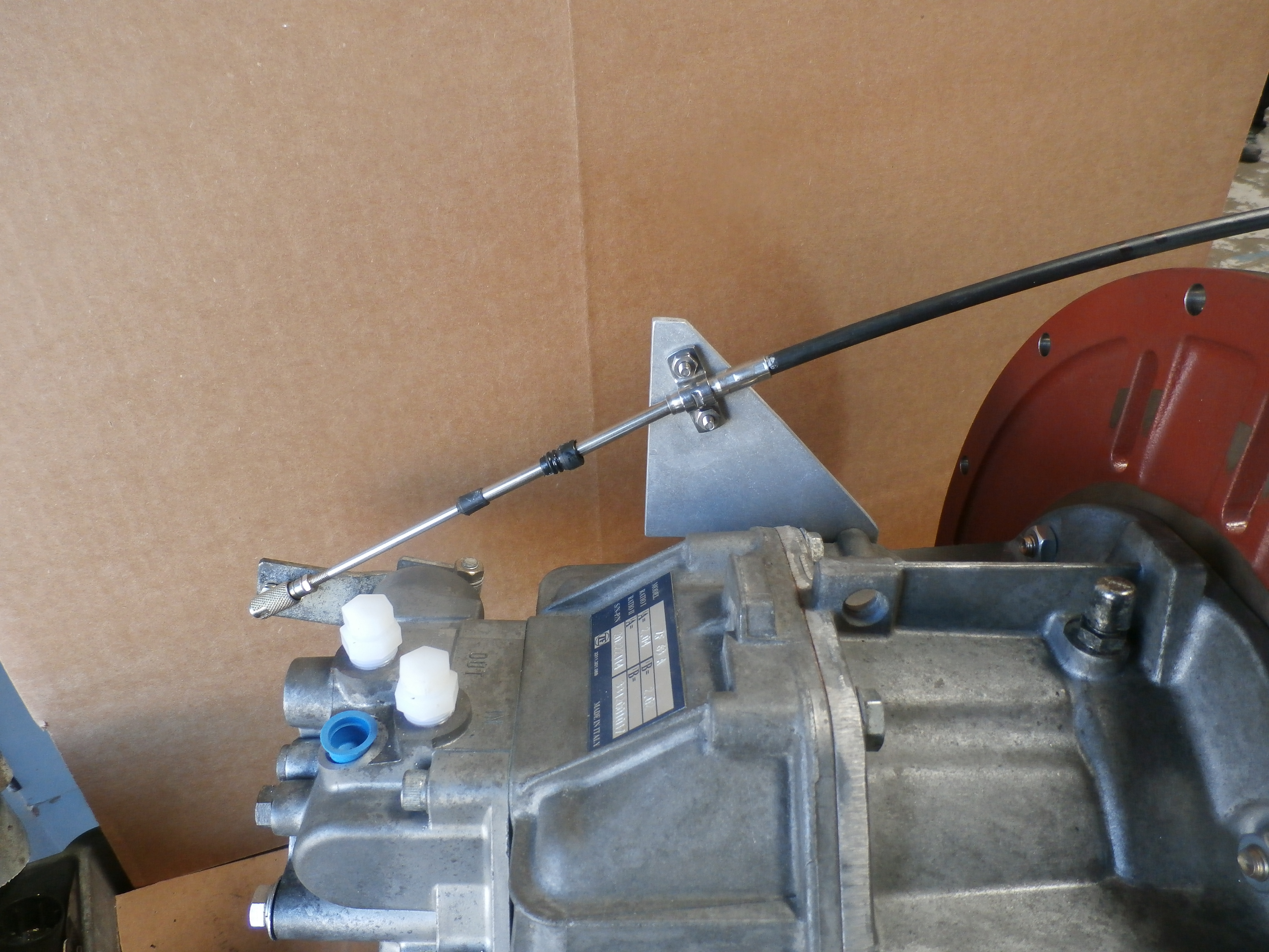 Zf Marine transmission manual Zf63