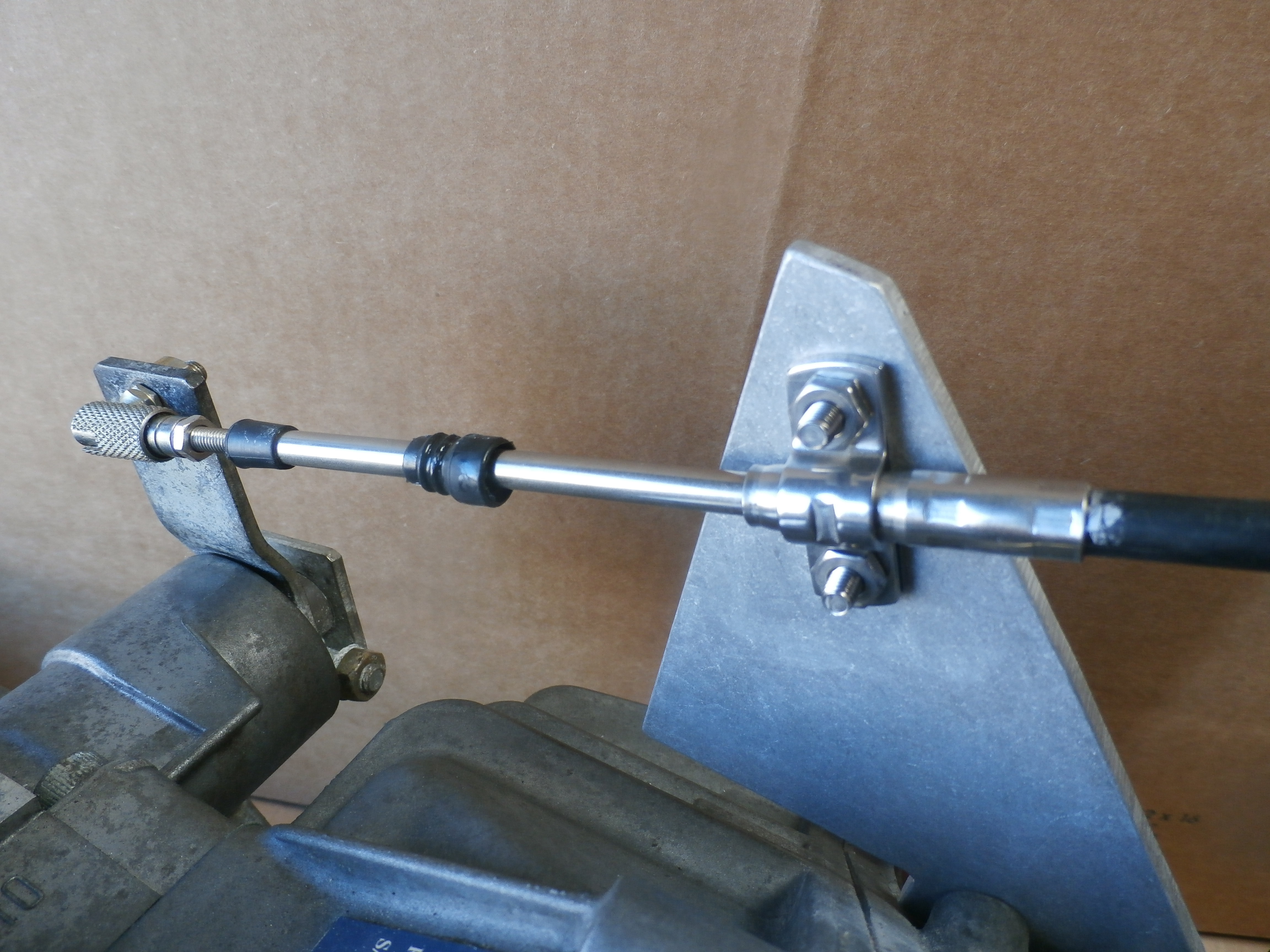 Zf 63 A Iv Shift Cable Bracket Seaboard Marine