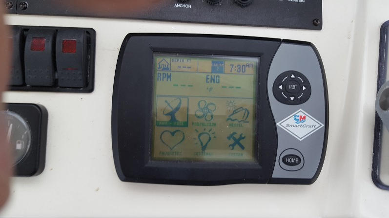 Which Cummins SmartCraft Display Do I Have? - Seaboard Marine