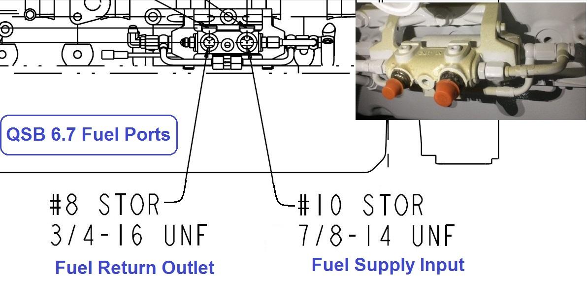 cummins qsb 6 7 fuel supply and return ports seaboard marine C15 Wiring Diagram cummins qsb 6 7 fuel supply and return ports