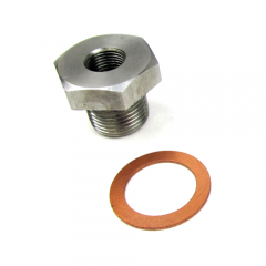 Pre-Drilled & Tapped Yanmar 6LP/6LY Pyro (EGT) Bushing