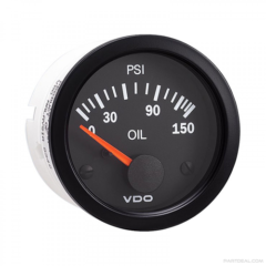 VDO Engine Oil Pressure Gauge