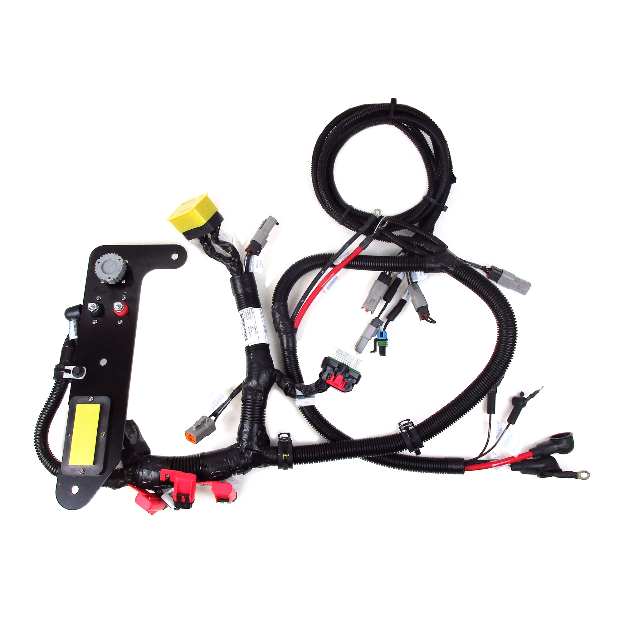 QSB 5.9 SmartCraft v1.0 On-Engine ECM Harness (4995199)