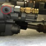 ZF 220A or 220V Pressure and Temperature Sender or Switch Locations