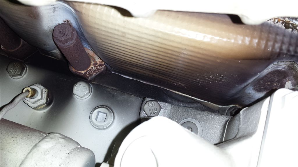 Propping the cummins marine qsm to prevent exhaust