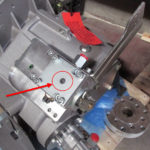 ZF 280 A/IV MB15 Shift Valve Gear Oil Pressure Port & Sender Location