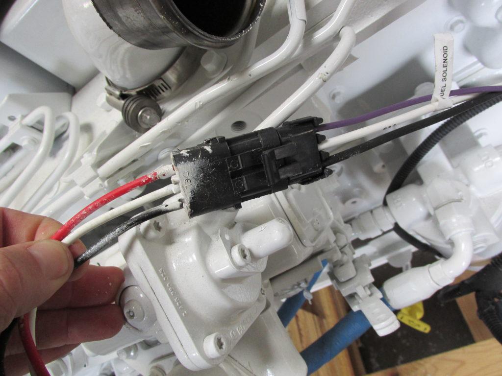 Cummins Fuel Shutoff Solenoid Wiring