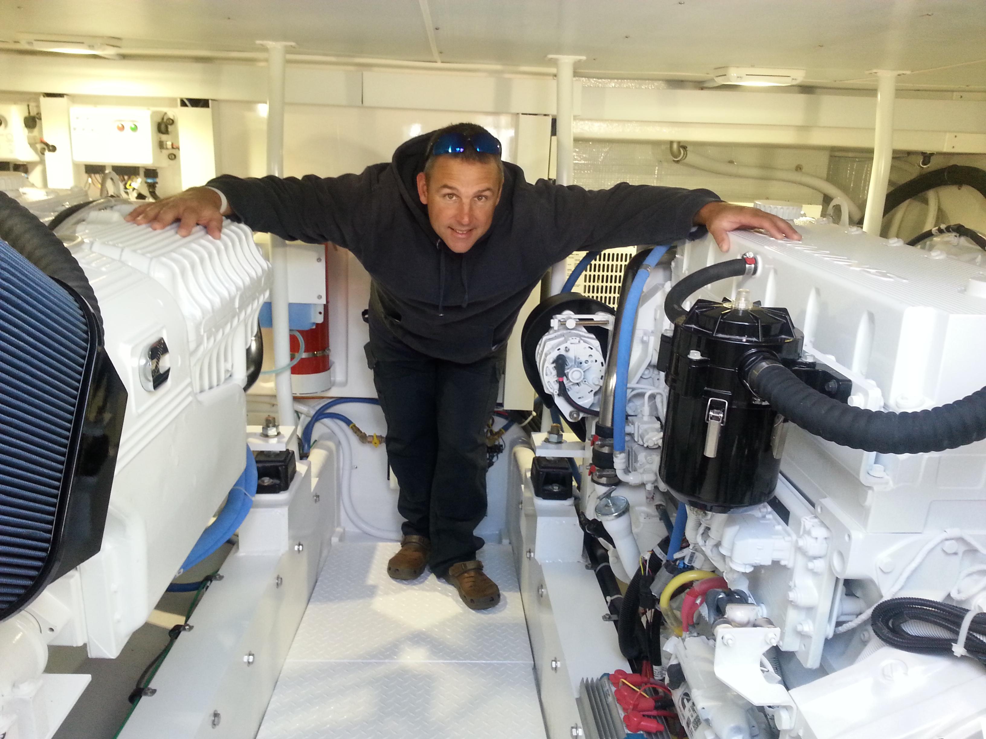 Rob Schepis, Marine Surveyor