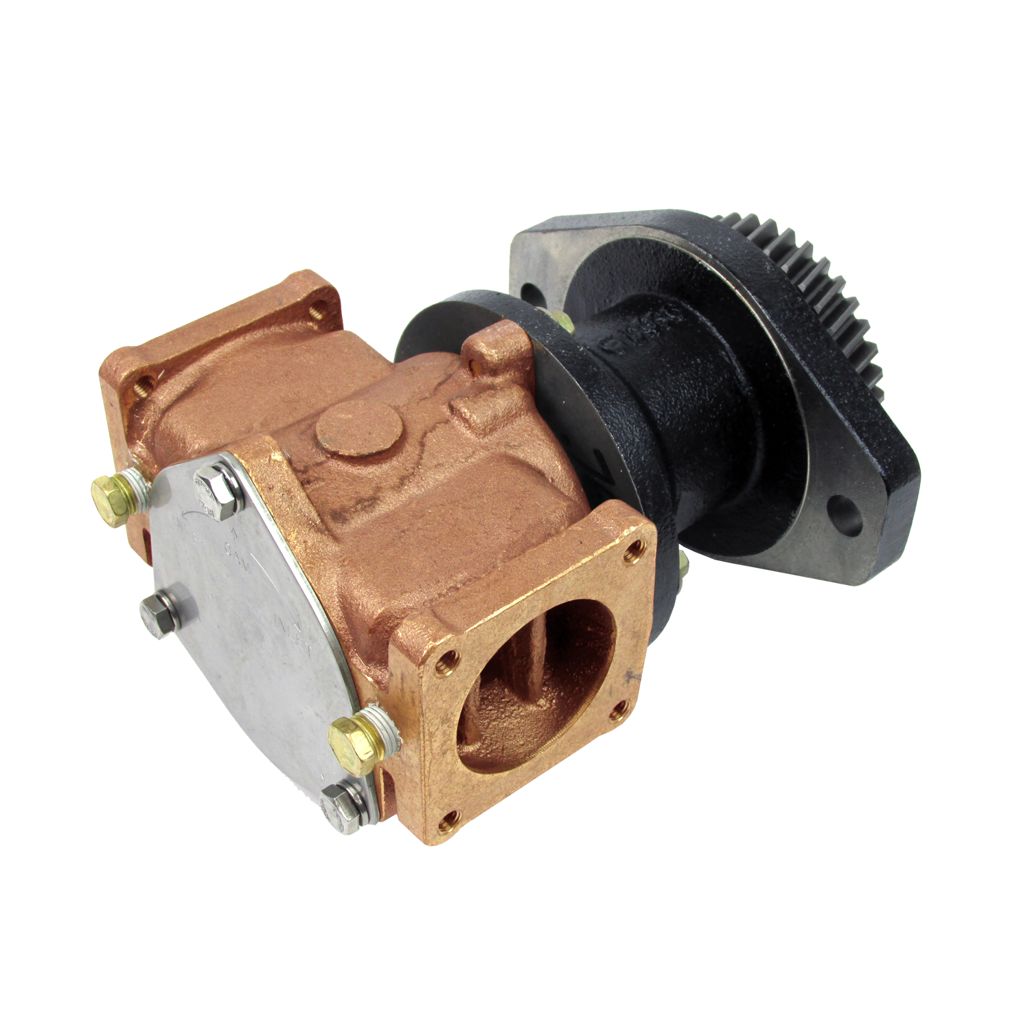 Sherwood G2610 (replacement for G2603) Seawater Pump for Cummins QSC 8 3